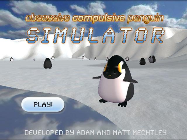 скачать симулятор пингвина